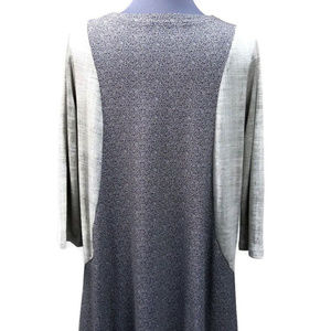 cf936bda766 Alembika Tops | Asymmetric Tunic Sz 1 Small Gray Black | Poshmark